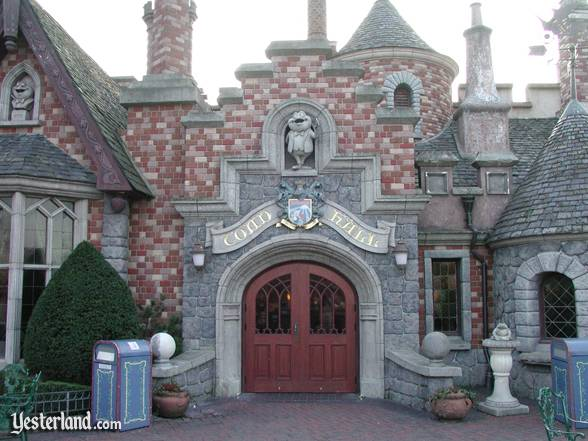 Toad Hall Restaurant at Disneyland Paris
