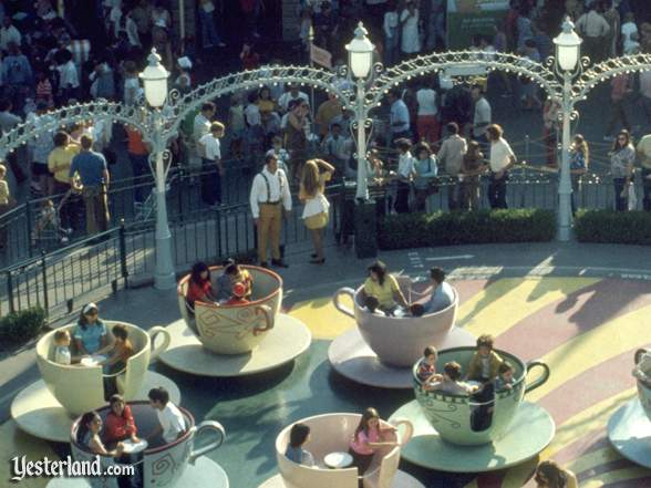 Photo of Mad Tea Party in 1972