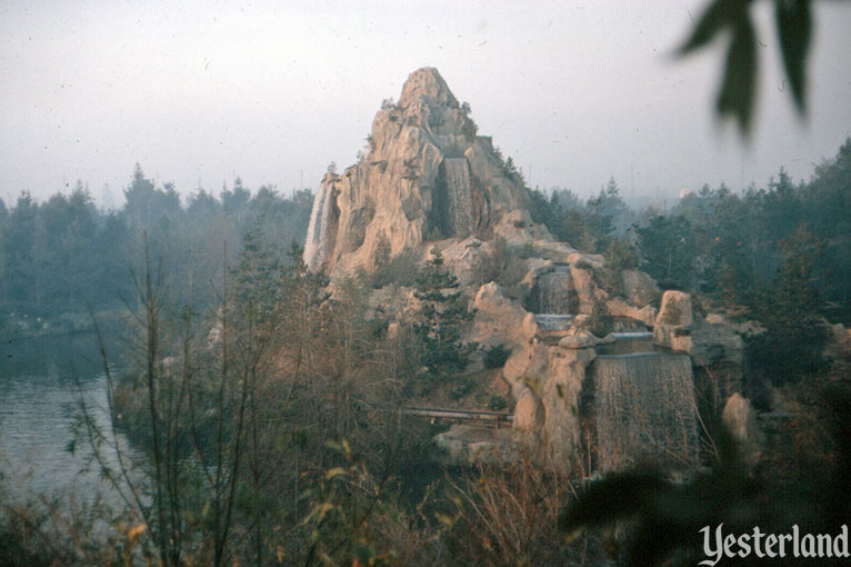 Cascade Peak at Disneyland
