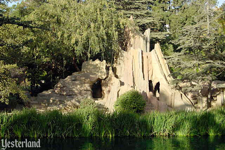 Castle Rock, Disneyland