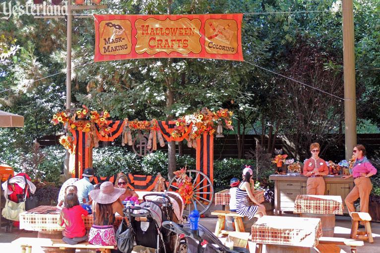 Yesterland: Halloween Carnival at Big Thunder Ranch Jamboree
