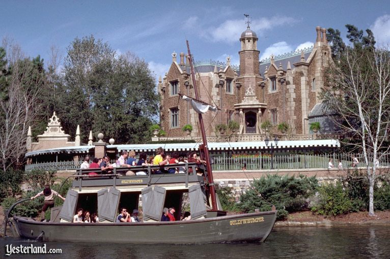 Mike Fink Keel Boats, Magic Kingdom