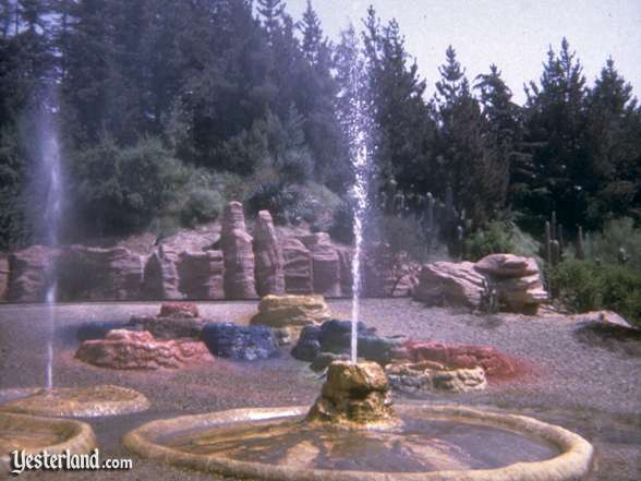 Photo of geyser
