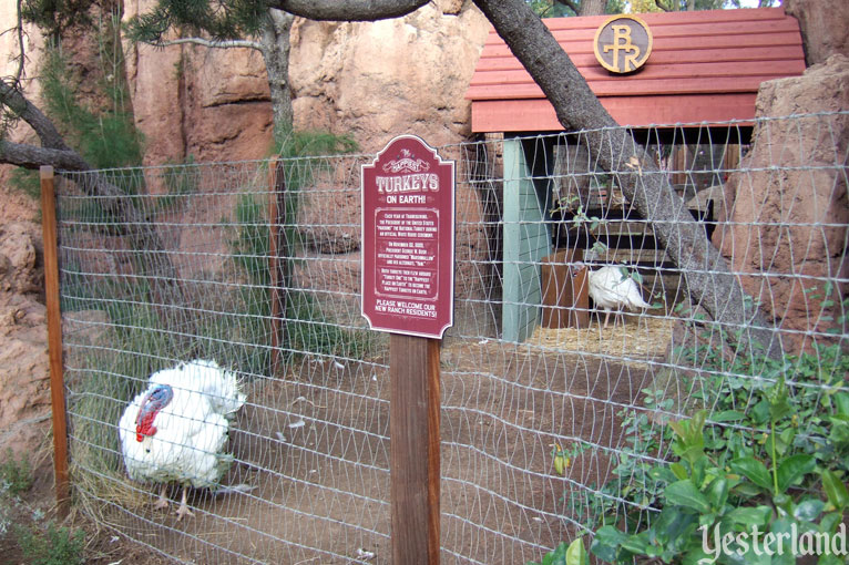 Happiest Turkeys on Earth and Santa's Reindeer Roundup at Disneyland