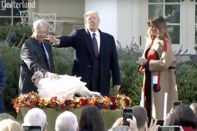 Presidential pardon of Thanksgiving turkey