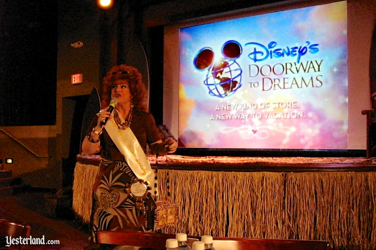 Disney's Doorway to Dreams event at Woodfield Mall, Schaumburg, Illinois
