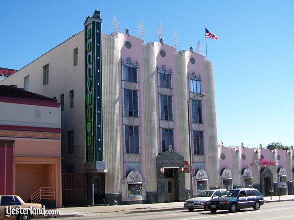 Max Factor Building, 1660 North Highland Ave., Hollywood