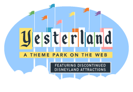 Yesterland, a Theme Park on the Web