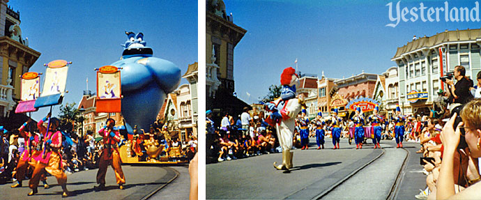 Aladdin's Royal Caravan at Disneyland