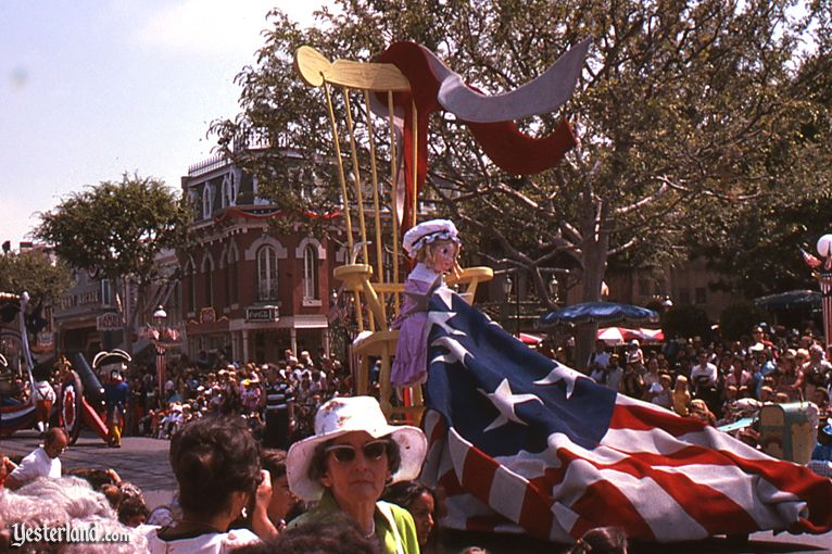 America on Parade at Disneyland
