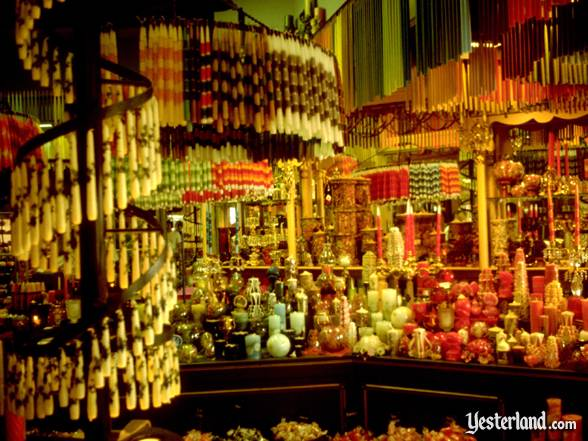 Photo of the Candle Shop
