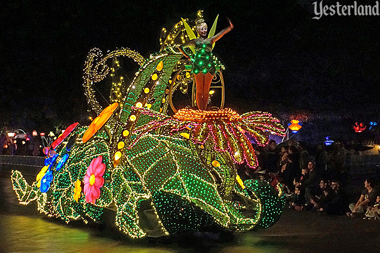 Main Street Electrical Parade at Disneyland in 2017