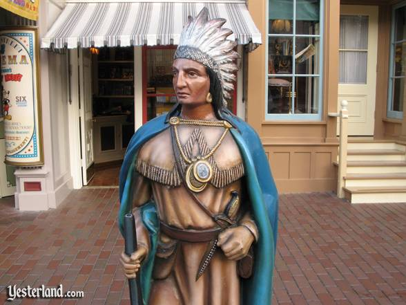 Photo of the Tobacco Shop cigar store Indian