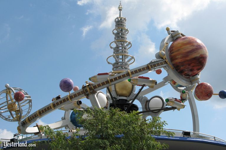Astro Orbiter at Walt Disney World