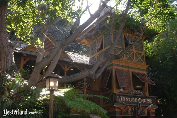 Photo of Jungle Cruise, Disneyland in Califoria