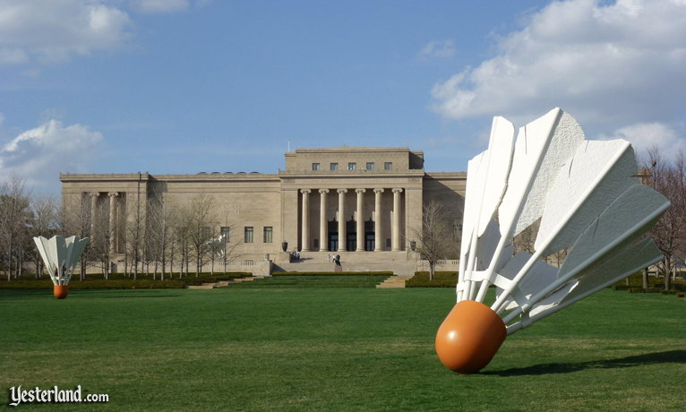 Nelson-Atkins Museum in Kansas City