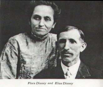 Flora Dsieny and Elias Disney