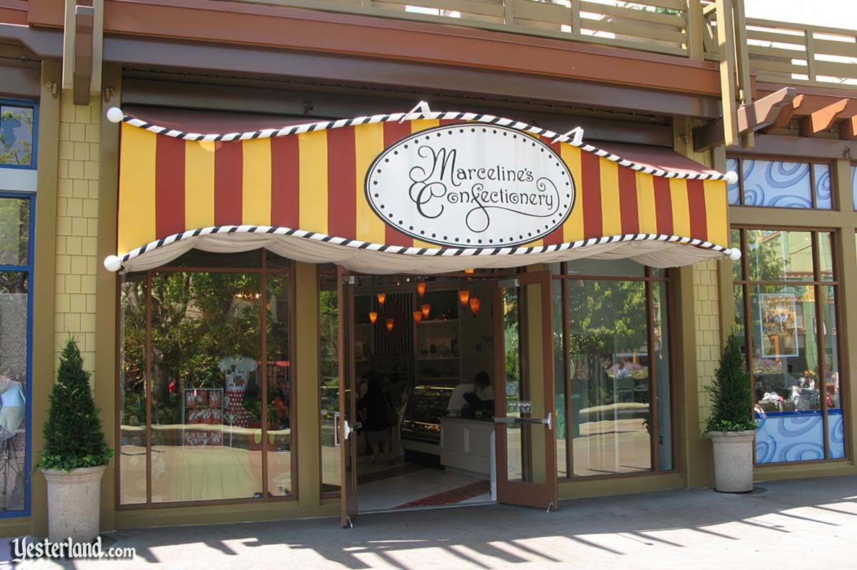 Marceline's Confectionary at Downtown Disney, Anaheim