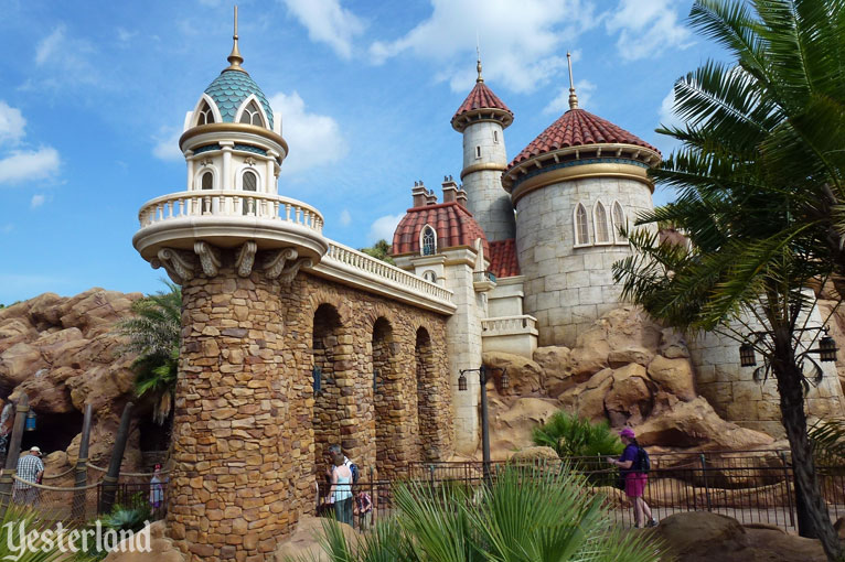 Under the Sea ~ Journey of The Little Mermaid at Magic Kingdom Park