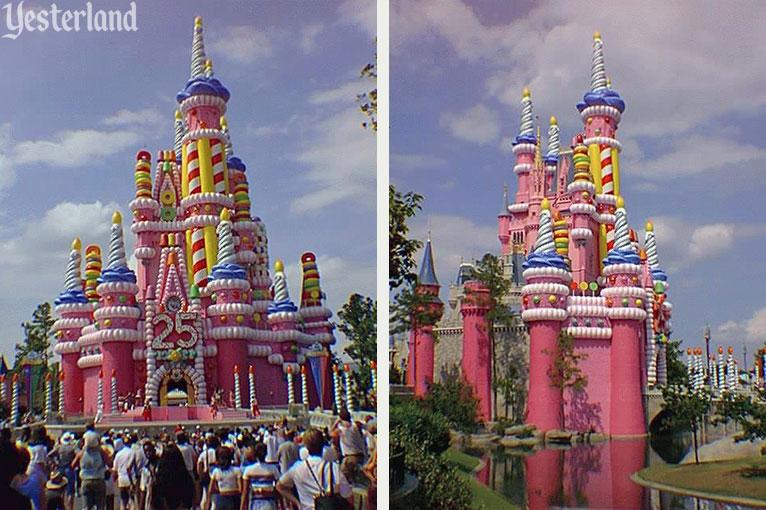 Celebration Cakes At Disneyland