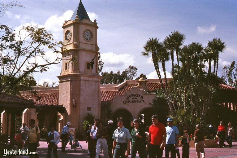 Image for then and now article about Magic Kingdom
