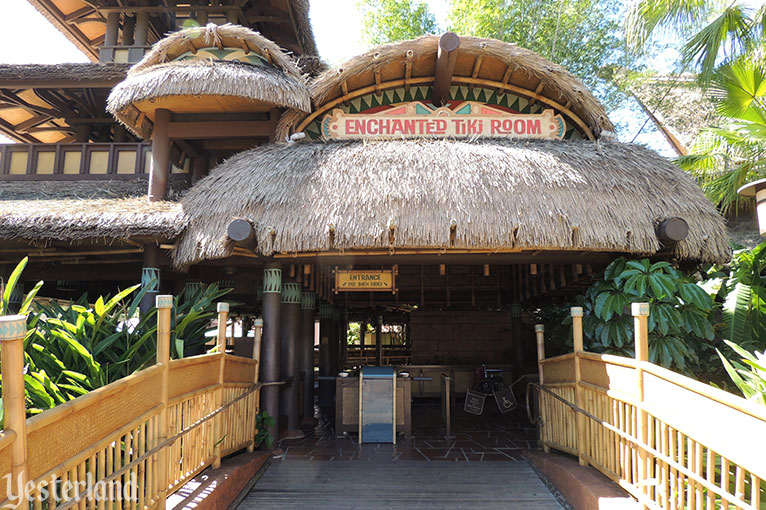 Image for article about The Enchanted Tiki Room—Under New Management