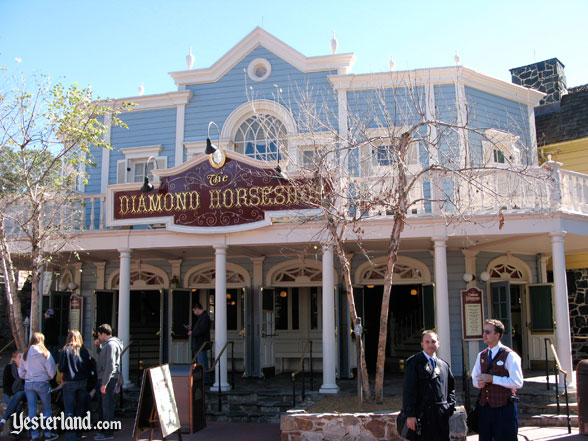 Diamond Horseshoe exterior