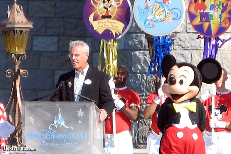 Walt Disney World Celebrates 40 Years