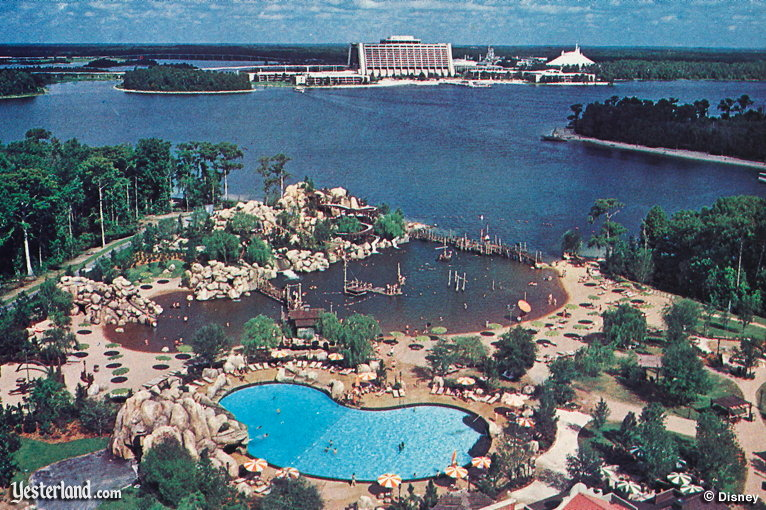 Disney World Discovery Island And River Country
