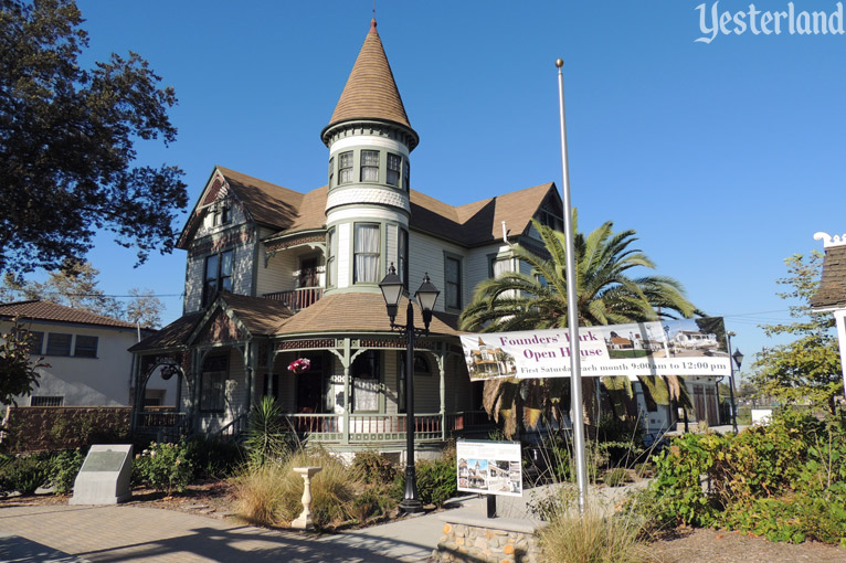 Woelke-Stoffle House at Founders' Park, Anaheim