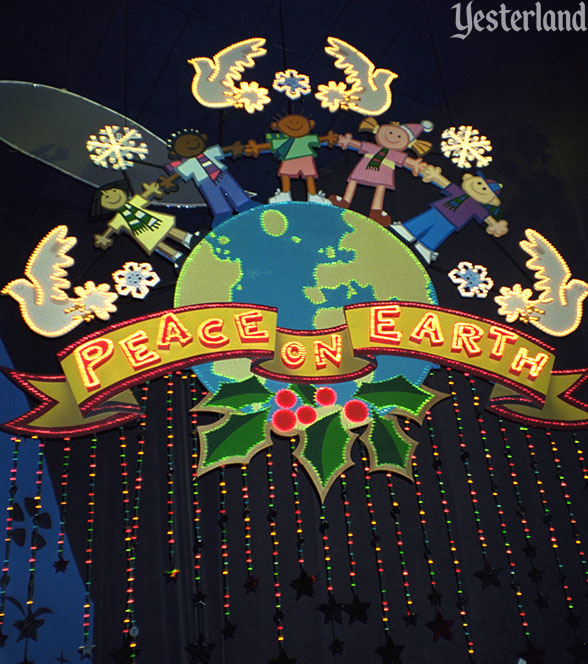 Yesterland It S A Small World Holiday