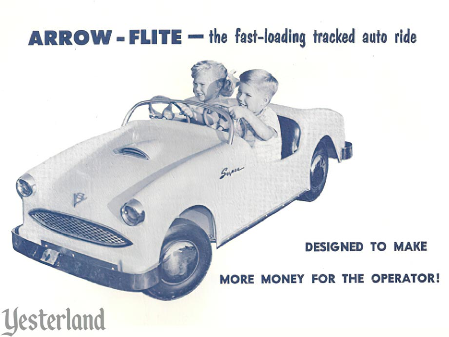 Arrow Arrowflite Freeway Ride