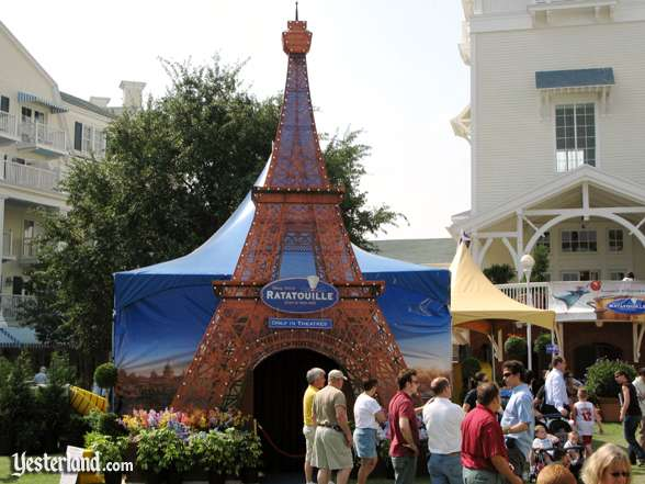 Photo of Ratatouille Big Cheese Tour