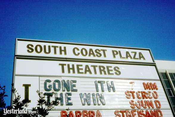 South Coast Plaza Theatres