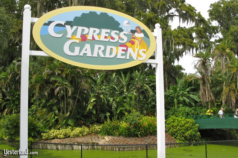 Cypress Gardens at LEGOLAND Florida
