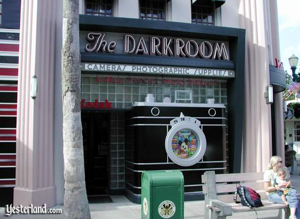 The Darkroom at Disney-MGM Studios