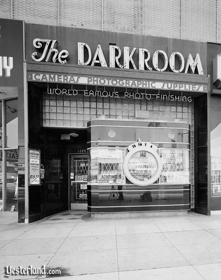 Historic photo of The Darkroom