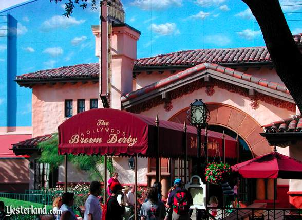The Brown Derby at Disney-MGM Studios