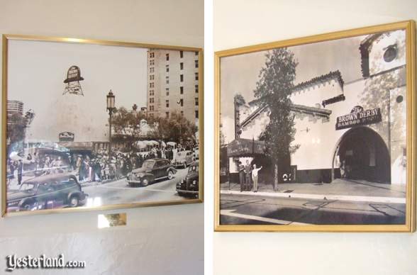 Photos of the restaurants in Disney's Florida Brown Derby