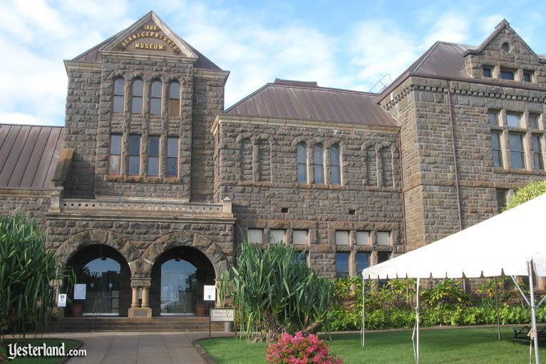 Bishop Museum in Honolulu