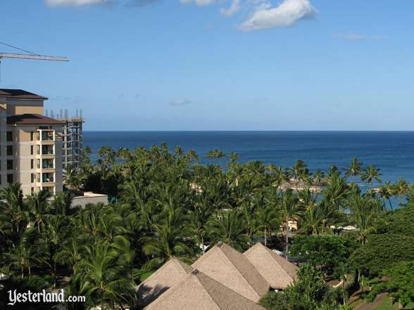 Marriott's resort at Ko Olina in Hawai'i