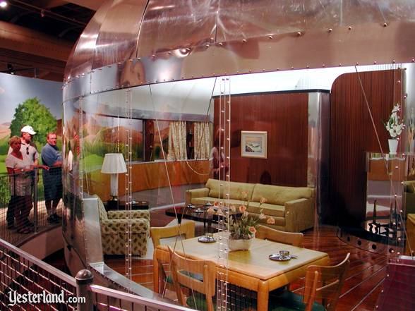 Yesterland Side Trip: The Dymaxion House