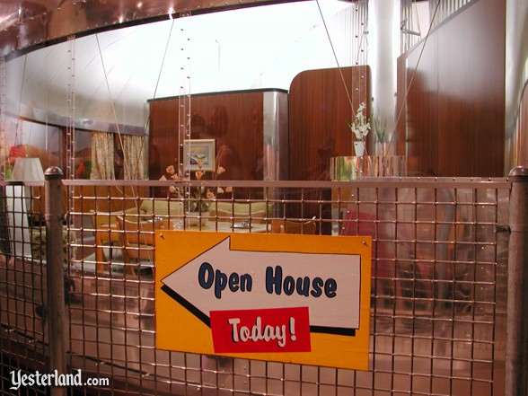 Open House at the Dymaxion House