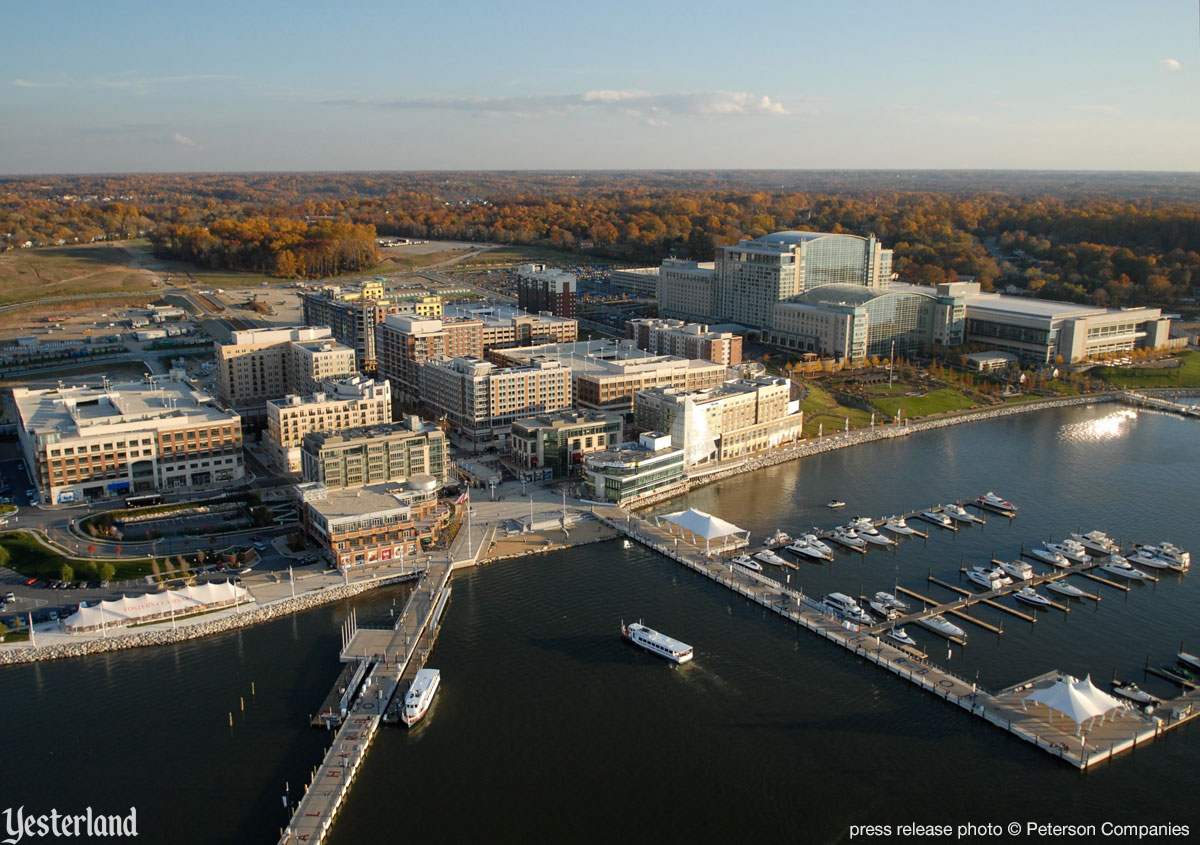 Overview of National Harbor