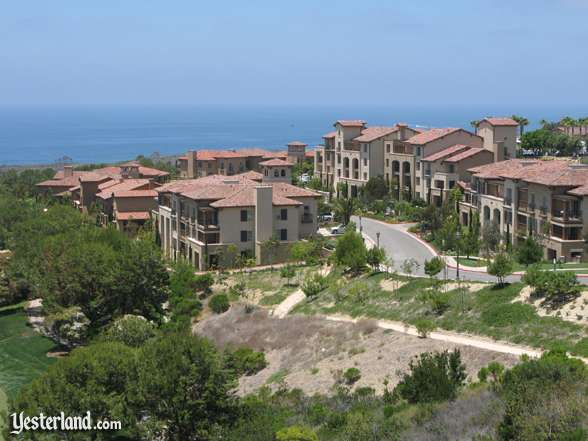 Photo of Newport Coast Villas buildings on hillside