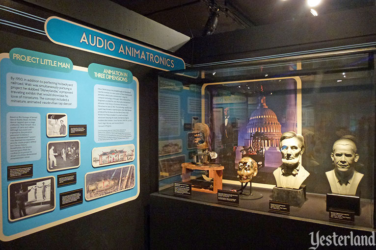 Trasures of the Walt Disney Archives, Museum of Science and Industry, Chicago