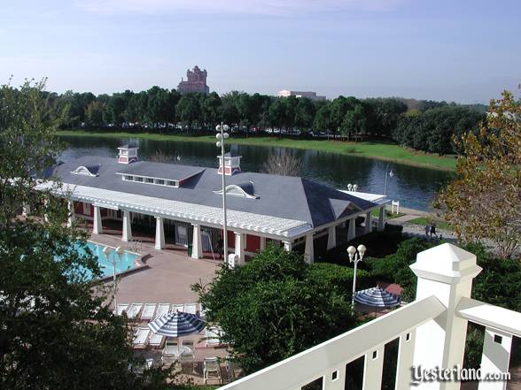 Disney's BoardWalk Villas Resort, Preferred View