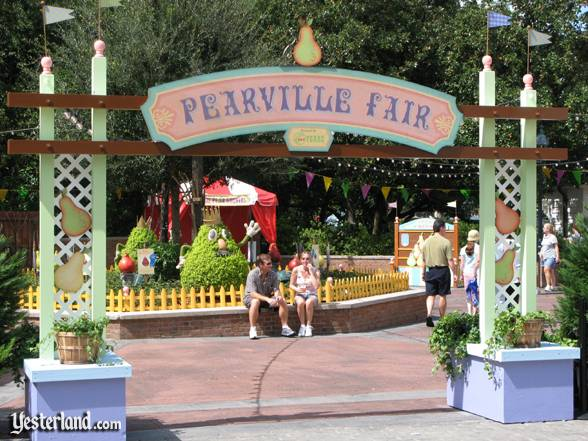 Photo of the Pearville Fair