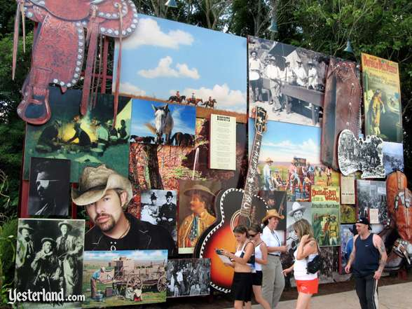 Photo of Oklahoma at the 2007 Epcot Food & Wine Festival