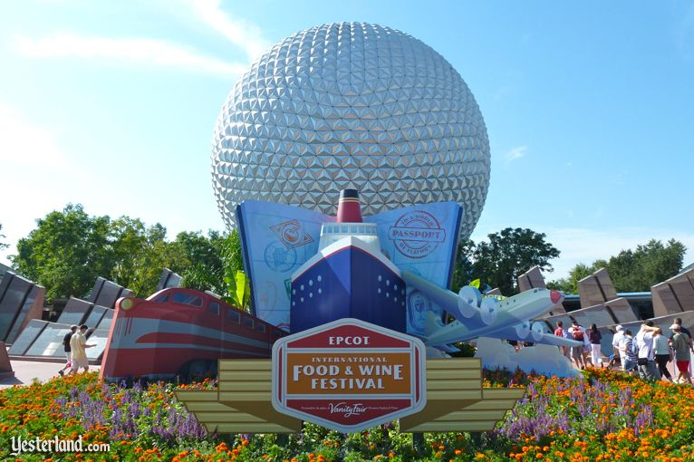 2011 Epcot International Food and Wine Festival